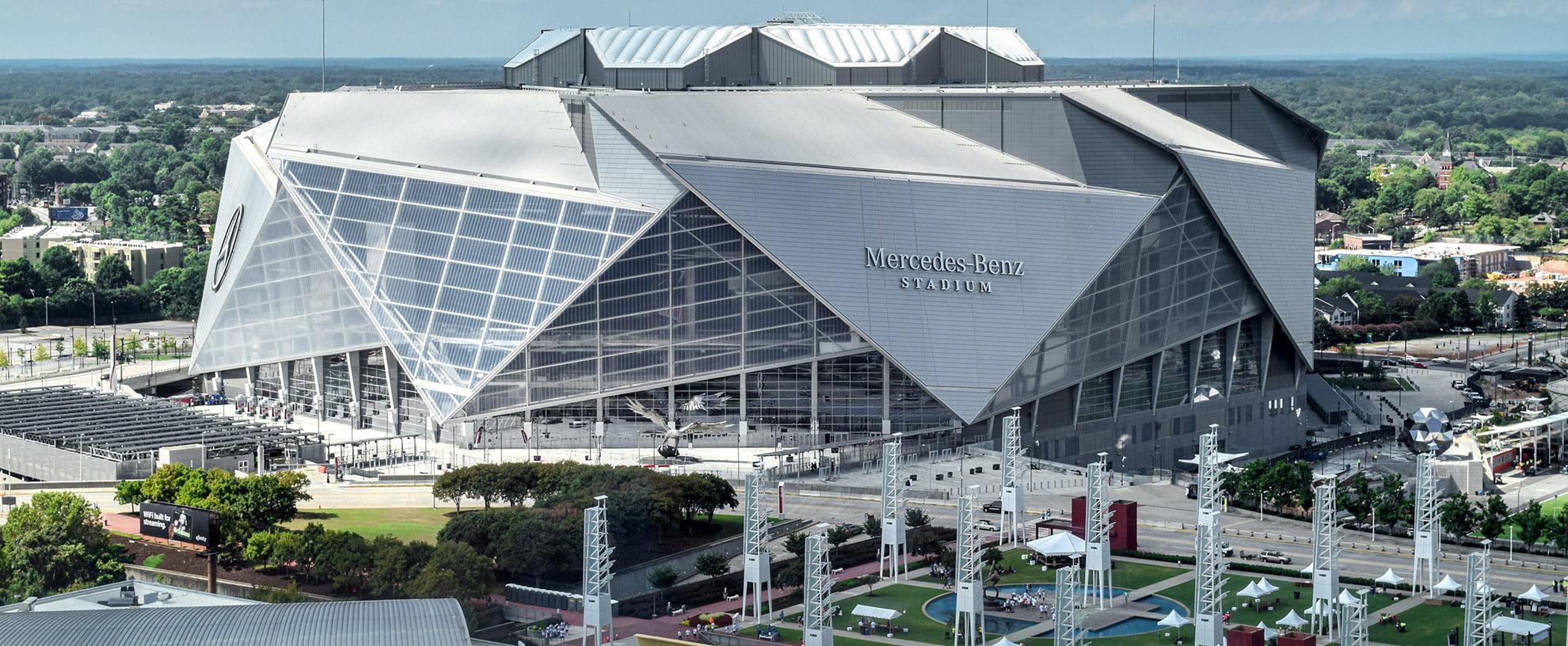 Mercedes-Benz Stadium (Atlanta Falcons)