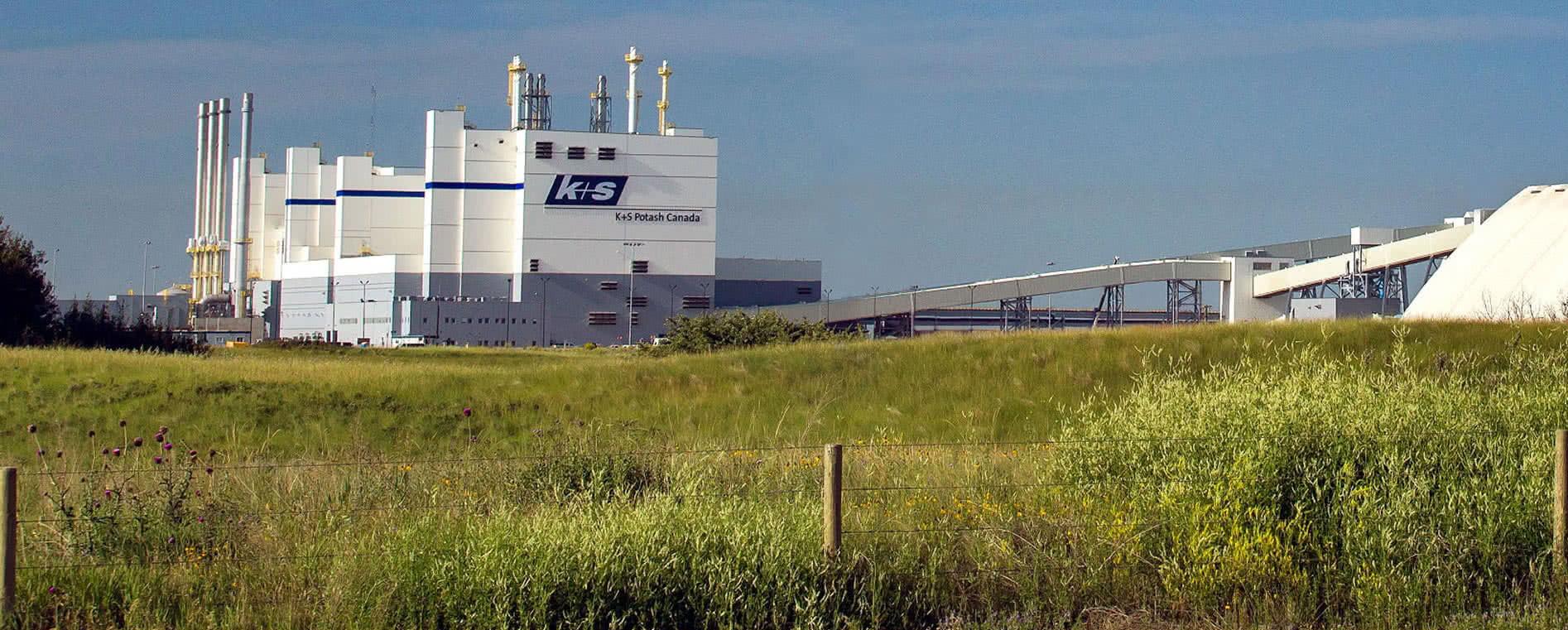 Mine de Bethune, K+S Potash Canada