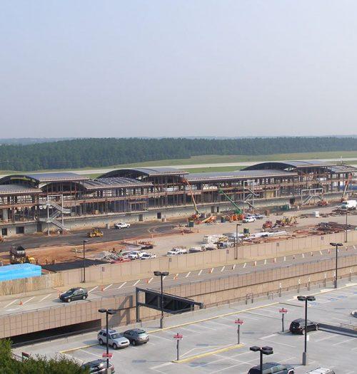 01 - Raleigh-Durham International Airport