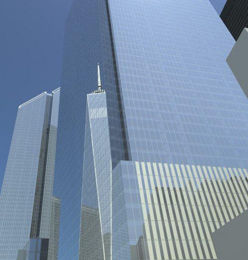 02 - Tower 4 world trade center