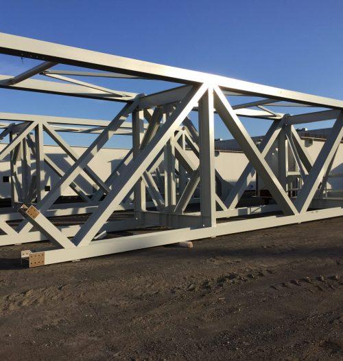 03 - Pont Champlain treillis renforcement
