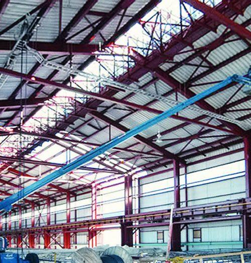 08 - Agrandissement Aluminerie Alouette