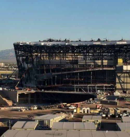 11 - Allegiant Stadium (Vegas Raiders)