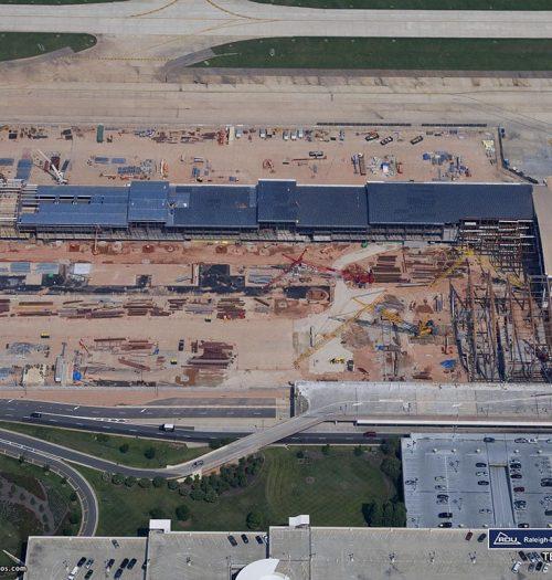 11 - Raleigh-Durham International Airport